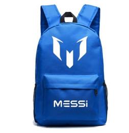 63f07e5ab Regalo gratis Messi mochilas impermeables jansport diseñador mochila hombres  deporte bolsas de la escuela para adolescentes niños niñas niños