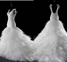 Wholesale Custom Fit Flare Dresses - New vestido de noiva 2016 Mermaid Lace Tulle Corset Church Wedding Dress Gowns Applique Fit Flare Sheer Plus Size Bridal Gowns