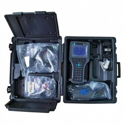 Wholesale Gm Tech Interface - 2017 Top GM TECH2 scanner support 6 software Full set diagnostic tool Vetronix gm tech 2 with candi interface gm tech2 with box