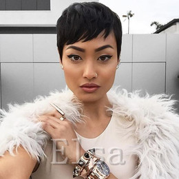 Dropshipping short weaves for black hair uk free uk delivery on cheap full lace human wigs cheap human hair wig best short celebrity short hair wigs silky human hair for weave uk pmusecretfo Images