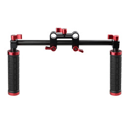 Wholesale Shoulder Rig Kit - CAMVATE Camera Handle Grips Handlebar Support Kit for DSLR Camera Camcorder Shoulder Rig
