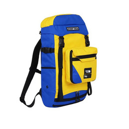 Wholesale Outdoor Tech - 16SS T x S Backpack Steep Tech Outdoor Backpack Men Women Sports Rucksack High Quality Nylon Backpacks Unisex Street Backpack HFBB007