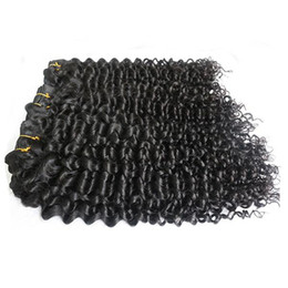 Wholesale Spiral Curls Hair Extensions - 3pcs lot cheap brazilian curly virgin hair Spiral curl human hair extensions Befa hair free shedding and tangle