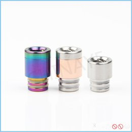 Wholesale Factory Technology - Chinese technology spiral drip tip 510 mouthpiece fit rda vape ego battery mods factory price only this year free shipping