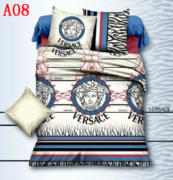 Wholesale White Queen Comforter - Fashion Quilt Queen Size 100% Polyester Multiple Sizes Bed Quilts Comforter Lightweight blanket Soft quilt Bedding Winter Quilts