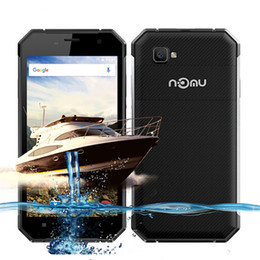 Wholesale Chinese Waterproof Mp3 Player - 2016 NOMU S30 IP68 Waterproof Shockproof 4Glte Unlocked Smartphone MTK6755 Octa Core 5.5inch FHD Cellphone 13MP 4GB Ram 64GB Rom Mobilephone