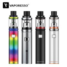 All'ingrosso - Vaporetto originale VECO ONE Plus Vape Kit 3300mAh / 4ml VECO Plus serbatoio E-sigaretta Vape Kit Veco One plus Starter Kit w / bobina EUC da