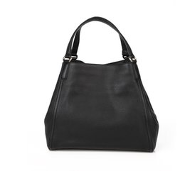 Wholesale Black Doctors Bag - Free Shipping!Quality Designer Women Hobos Genuine Leather Cowhide Handbags Fashion Tassel Soho Shoulder Bag With Chain 282309