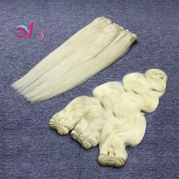 Wholesale Bleach Bodies - Full 613 Brazilian Hair Weaves Body Wave or Straight Hair Bundles