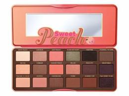 2019 libros harry potter al por mayor Envío gratuito ePacket! Nueva Sweet Peach Eyeshadow Palette 18 Colors Eyeshadow!