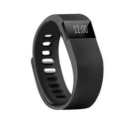 Wholesale Sleep Monitoring - Newest TW64 Healthy Smart Bracelet Bluetooth Fitbit Flex Wristband Sport Watch Waterproof Passometer Sleep Tracker Activity Monitor for IOS