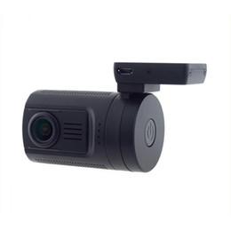Wholesale Camera Recorder Super Mini - Mini 0806 Super 1296P Parking Ambarella A7LA50 Support 256G Car DVR Camera Video Recorder G-sensor Night Vision Mini Dash Cam