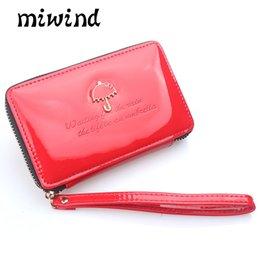 Wholesale Genuine Leather Handbags Korea - 2017 new fashion zipper women's wallet Japan and South Korea cute lady character mini Ms. wallet ladies purses handbags purse