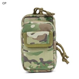 Wholesale Tactical Molle Fabric - Hot Sale Tactical Pouch Molle Pouch 1000D DuPont Fabric For Outdoor Hunting Use Free Shipping CL6-0102