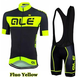 Wholesale Ale Cycling Jerseys - VACOVE 2017 New Arrival Pro Team Ale Cycling Clothing Quick-Dry Cycle Clothes Mountain Bicycle Wear Ropa Ciclismo BikeWerk Cycling Jerseys