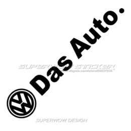 Wholesale Flower Car Stickers - Car stickers personalized car stickers boutique pull flowers DAS AUTO reflective decorative stickers PET free shipping