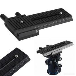 Wholesale Macro Focusing Rail Slider - New Two-way Macro Shot Focusing Focus Rail Slider for Camera D-SLR Wholesale
