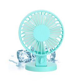 Wholesale Design Mini Fan - Wholesale- Creative Fish Design USB Rechargeable Handheld Mini Fan Lithium Battery Portable Summer Energy Conservation Folding Cooling Fan