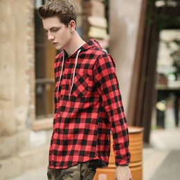 Discount Red Flannel Shirt Men Fashion Red Flannel Shirt Men