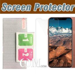 Para el nuevo iPhone XS MAX XR Protector de pantalla de cristal templado 9H Pantalla de dureza Protección de película transparente para Iphone X 8 7 6 Plus 5 Huawei Mate 20 desde fabricantes
