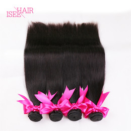Wholesale Items For Hair - Best Selling Items Malaysian Virgin Hair Extensions 8A 100% Unprocessed Straight Human Hair Styles Human Hair Bundles For Cheap 4 Bundles