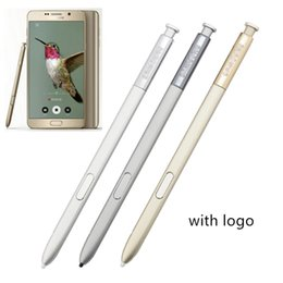Wholesale Touch Screen Stylus Packaging - 100% New OEM High Quality Stylus S Pen for NOTE5 Touch Screen Stylus With Retail Package For Galaxy NOTE 5 N920V N920F N920A