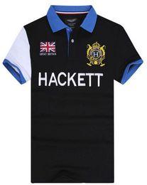 ba827e4354a London Hackett Racing Casual polo shirt Men HKT Sport polo shirts brands  England Style British polo shirts Summer cotton Short sleeve