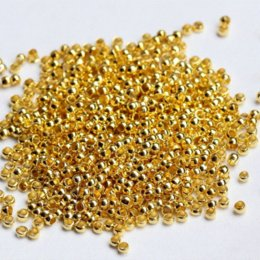 Wholesale Gold Stopper Bracelet - Crimp End Beads stopper Positioning tube spacer bead necklace bracelet nylon rope diy Jewelry making Findings Components