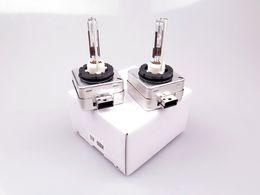 Wholesale Hid Replacement D1s Bulbs - 2Pcs lot Car D1R Replacement HID d1r Xenon Bulbs 12v 35w D1S lamps hid 4300K 5000K 6000K 8000K 10000K 12000K D1R Headlamps