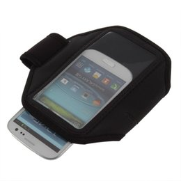 Wholesale Galaxy S3 Sale - Wholesale- Sale Sport Gym Running Armband Case Cover for Galaxy S3 i9300 Drop Shipping