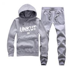 Wholesale Unkut Clothing - 2017 new unkut hoodies clothes hip hop sweatshirt men free ship clothes Rock clothing streetwear pullover sportswear sweats