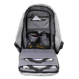 Wholesale Macbook Pro 15 Backpack - Multi functional travel travel backpack notebook outdoor anti - theft package shoulder bag computer bag college students bag man