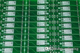 Wholesale Pcb Board Manufacture - 2 Layer PCB Board Prototype manufacture Printed Circuit Board Supplier Low Price Strong Quality with Quick lead time