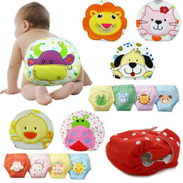Wholesale Diaper Coolababy - Baby Diaper Washable Reusable bebe nappy changing cotton potty training pant coolababy cloth diaper sassy fraldas reutilizaveis