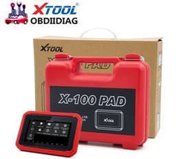 Wholesale Gm Key Programmer - 100% Original XTOOL X100 PAD Same Function as X300 X100 Pad Auto Key Programmer with Special Function Update Online X300 pro