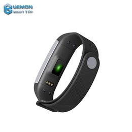 Wholesale German Products Wholesale - UEMON Newest product Smart Wristband Watch Bracelet C9 With Blood Pressure Heart Rate Monitor IP67 Waterproof