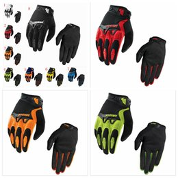 Wholesale Wholesale Giant Mountain Bikes - Giant Thor Cycling Gloves Mountain Bike Full-finger Bicycle Gloves four seasons Non-Slip Breathable Full-finger Gloves 50 PCS YYA427
