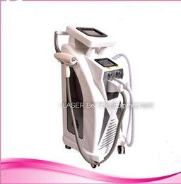 Wholesale Ipl Laser Treatment Machines - Quality Guarantee UPDATED 3-1 ELight IPL + RF + YAG LASER beauty machine for Hair Removal Tattoo Removal Skin Rejuvenation Acne Treatment