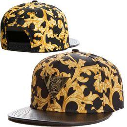 Wholesale Weezy Caps - Good Sale CAYLER & SONS C&S Goldie Cap,Cayler and Sons C&S Goldie Weezy Hats,Best Quality Snapback Cap,Beanie,Strapback Cap Headwear Black