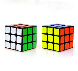 Wholesale MOQ Rubics Cube Rubix Cube Magic Cube Rubic Square Mind Game Puzzle for Kids Color Multicolor