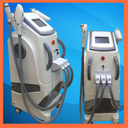 Wholesale Ipl Laser Hair Machines - ipl Shr Skin Rejuvenation e light RF SHR IPL hair removal machine elight skin care rejuvenation beauty equipment