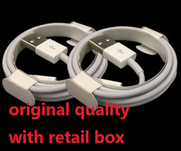 Wholesale Data Cable For Phone - Micro USB Cable Original Quality OEM 1M 3Ft 2M 6FT Sync Data Cable Charging Cords With Retail Box For Phone Samsung S6 S7 Edge Note 4 5 E75