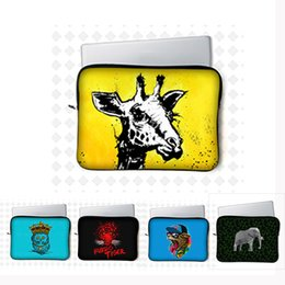 Wholesale 15 Laptop Sleeve Animal - Huado customized laptop sleeve notebook case computer bag for 7 9 10 11 12 13 15 15.6 17 inch for Macbook
