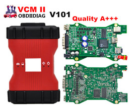 Wholesale Ids Ford Scanner Tool - A+++ Quality V101 Latest VCM II 2 in 1 IDS Diagnosis tool For Ford&Mazda VCM 2 OBD2 Scanner