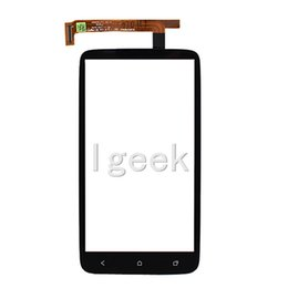 Wholesale One V Lcd - OEM Touch Screen Digitizer Glass Lens for HTC One X One V T328w T328d T328e G17 G18 G19 G21 free DHL