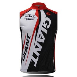 sleeveless women cycling jersey Coupons - 2017 New Giant cycling clothing sleeveless bike jerseys vest summer style ropa ciclismo maillot ciclismo MTB sportswear Cycling vest C0206