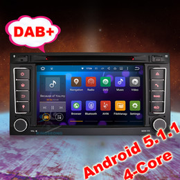 "Wholesale Dvd Vw T5 - 7"" Android 5.1 DVD GPS DAB+ VW TOUAREG T5 Multivan Stereo Radio 3G Wifi BT DVR DTV-in Mirror Link"