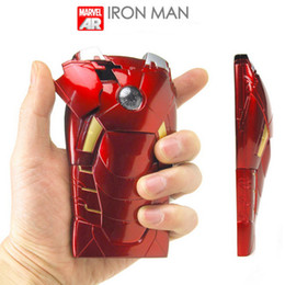 Wholesale Iphone 5s Case Cool - 3D Iron Man 86hero Case Protector For Iphone 5 5G 5S 6 4.7 Supper cool 3D IRONMAN Design Free Shipping With Tracking Number