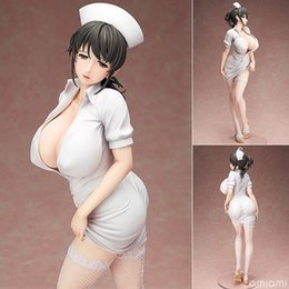 Wholesale Girls Department - 42CM FREEing Japanese Department of Obstetrics and Gynecology, prisoners hospital nurse Akawa Asami 1 4 young gentleman hand Girls Figures