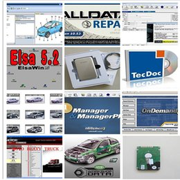 Wholesale Price Peugeot - 2017 auto data software alldata v10.53 with mitchell on demand 2015 new + 51 in 1TB HDD auto repair software Best price